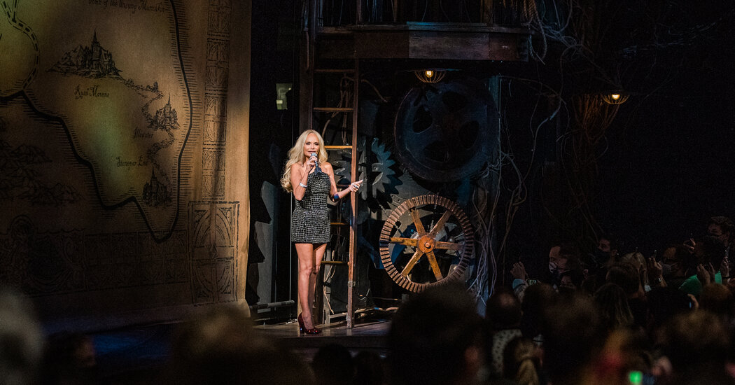 'Wicked' Returns With a Surprise Guest: Kristin Chenoweth
