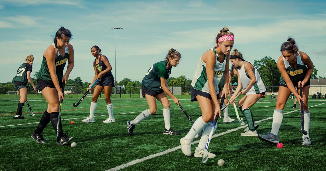 The Girls of Clearview High Are Back on the Field