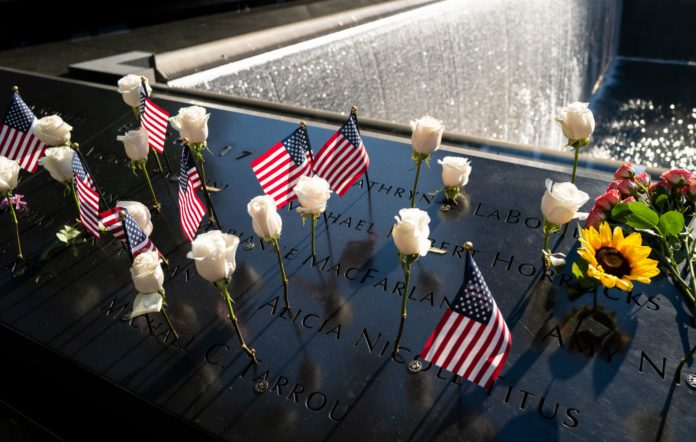 Entertainment world pays tribute to 9/11 victims on 20th anniversary