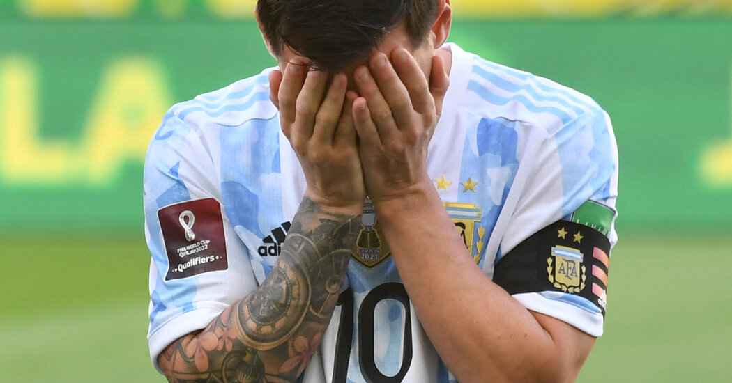 A World Cup Every Two Years? Why?