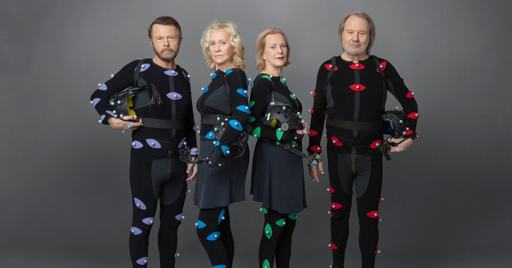 Abba Previews First Album in 40 Years, and 11 More New Songs