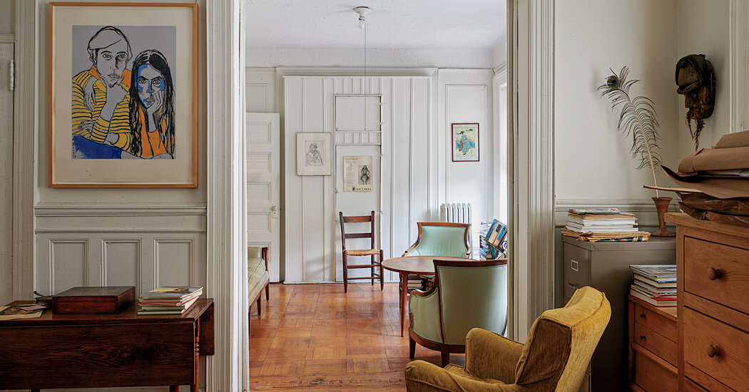 Alice Neel's Apartment Is Still a Portrait of the Artist at Work