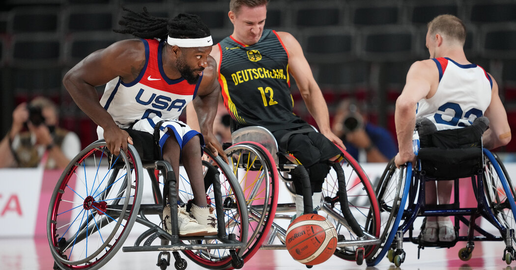 American Basketball Paralympians Find Professional Homes Overseas