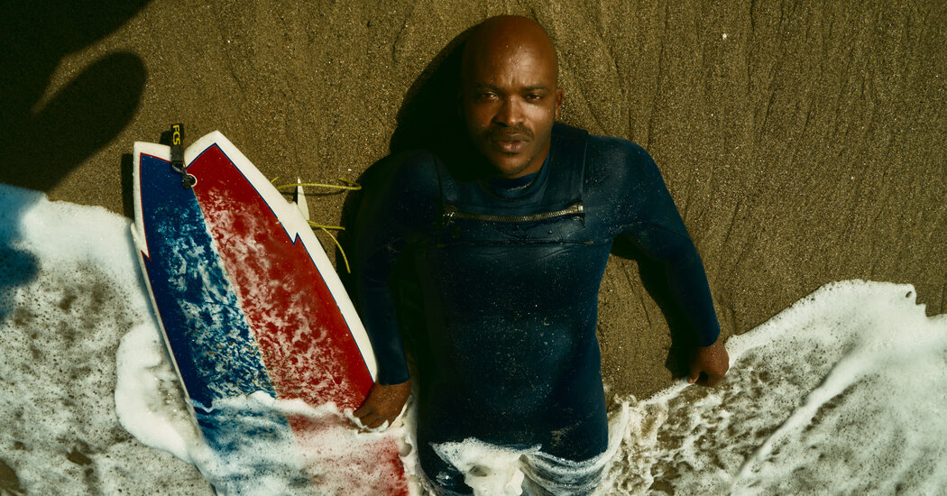 Black Surfers Reclaim Their Place on the Waves