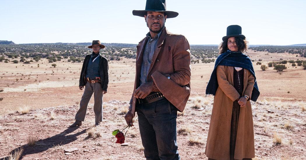 Black Westerns Enter a New Era