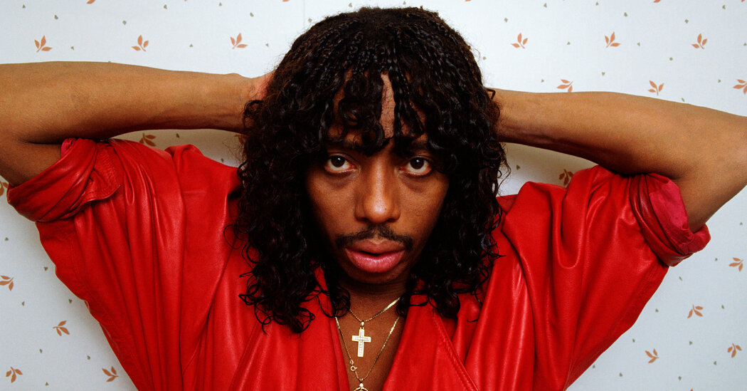 Coming to Terms With the Legacy of Rick James