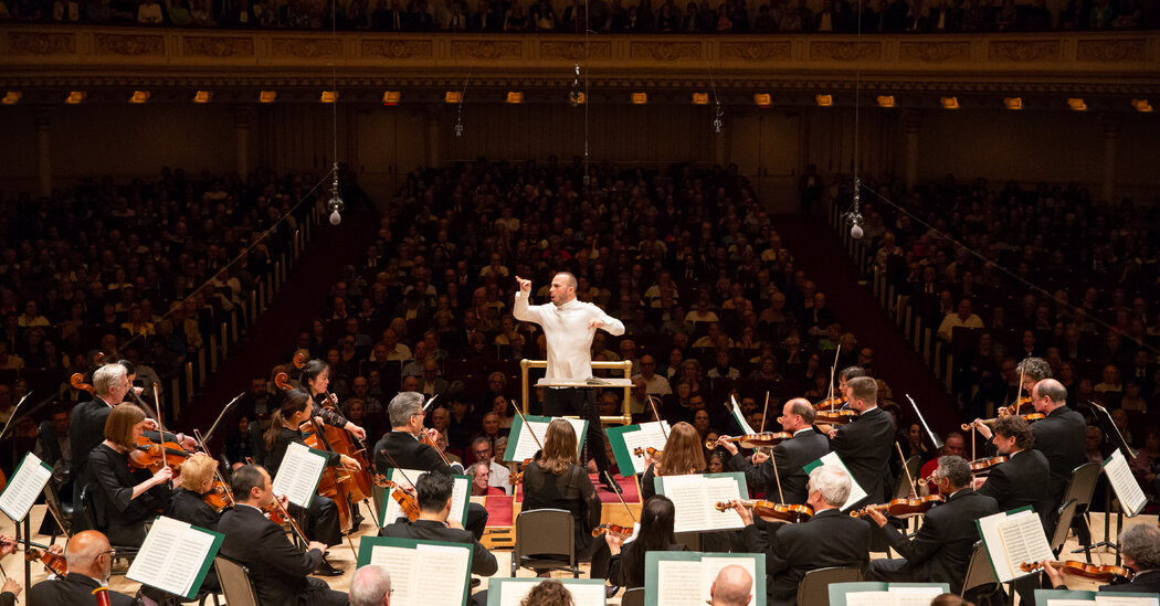 Finally, a Lot of Classical Music and Opera to Hear This Season