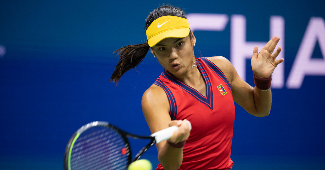 What Time is the US Open Women's Final Between Fernandez and Raducanu?