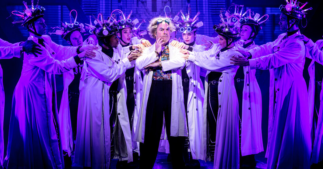 In London, Musicals That Stay True to a Brand