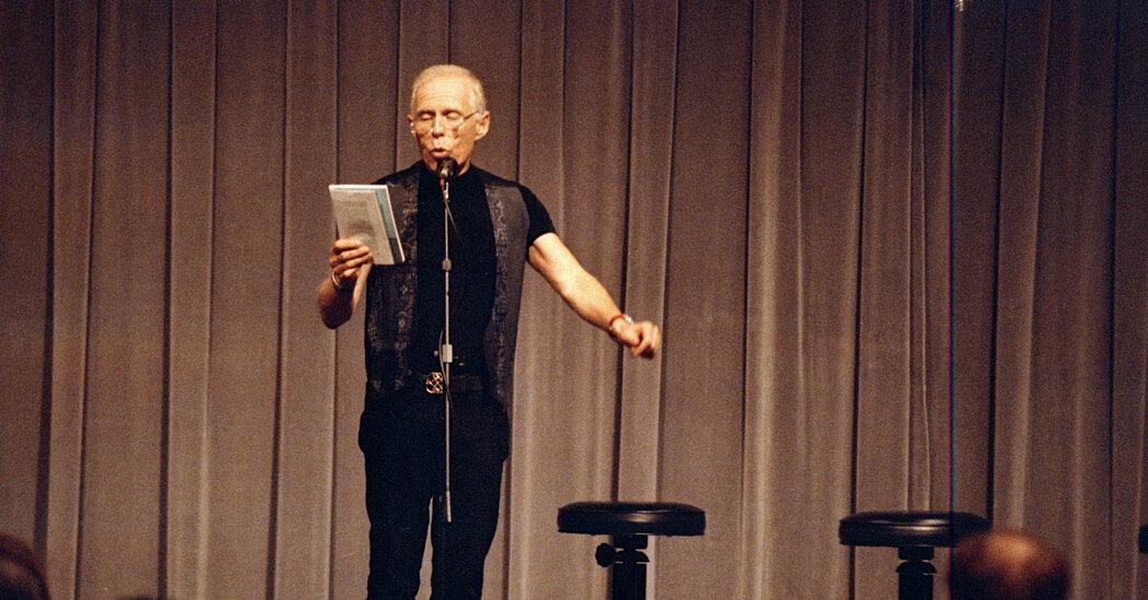 Jean-Claude van Itallie, 'America Hurrah' Playwright, Dies at 85