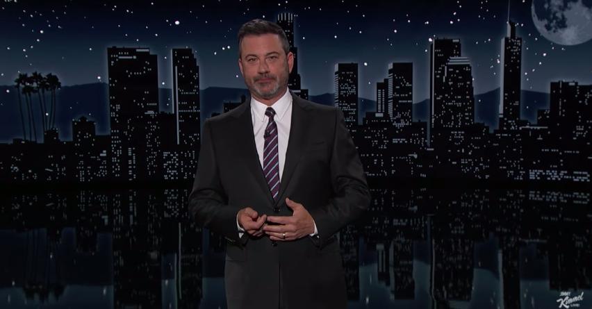 Jimmy Kimmel: Herd Immunity Doesn't Mean Taking Horse Medicine