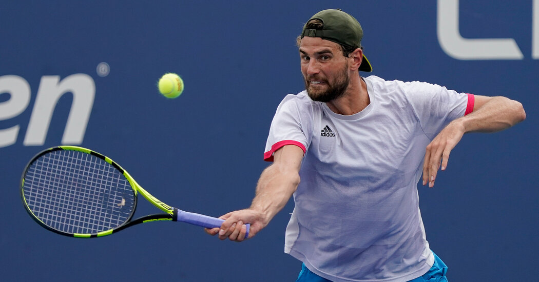 Maxime Cressy Delivers the Biggest Upset so Far in U.S. Open