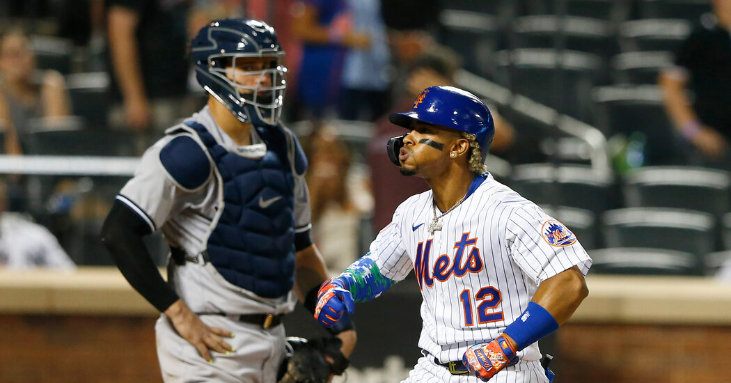 Mets and Yankees Clash Over Whistling Accusations