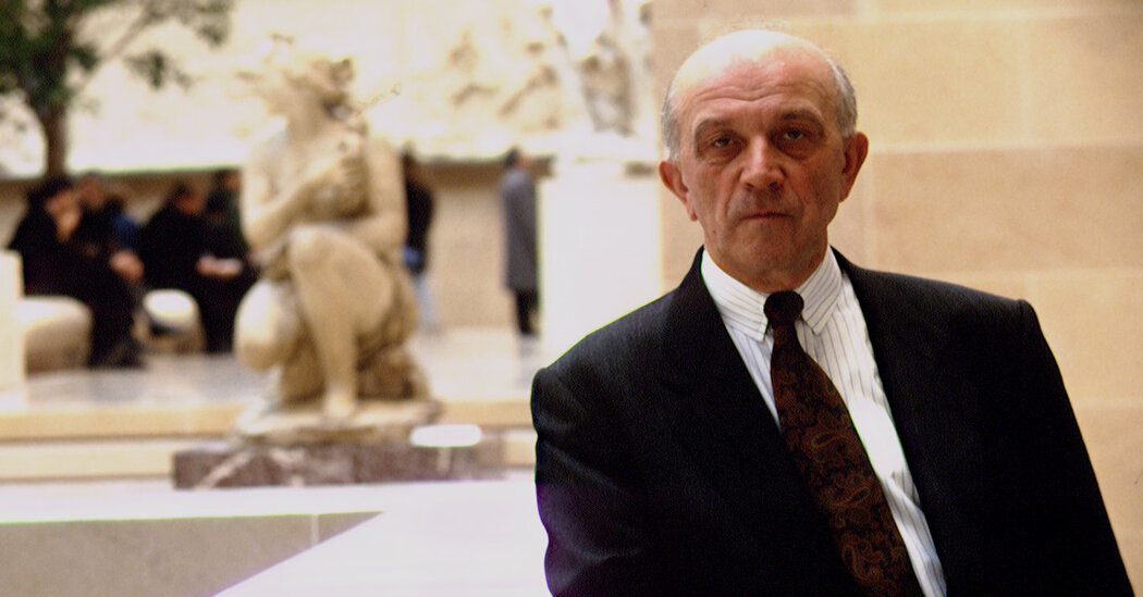 Michel Laclotte, Who 'Created the Modern Louvre,' Dies at 91