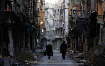 More than 3.5 million people killed in 10-year war in Syria UN