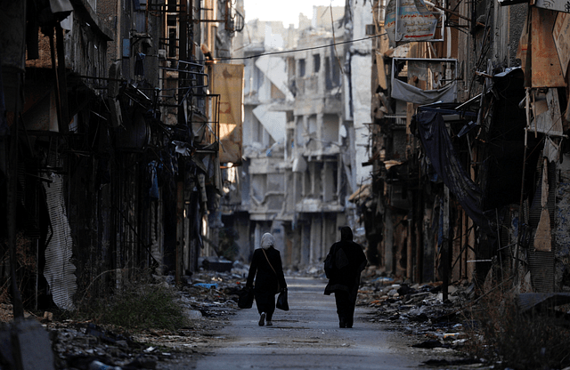 More than 3.5 million people killed in 10-year war in Syria: UN
