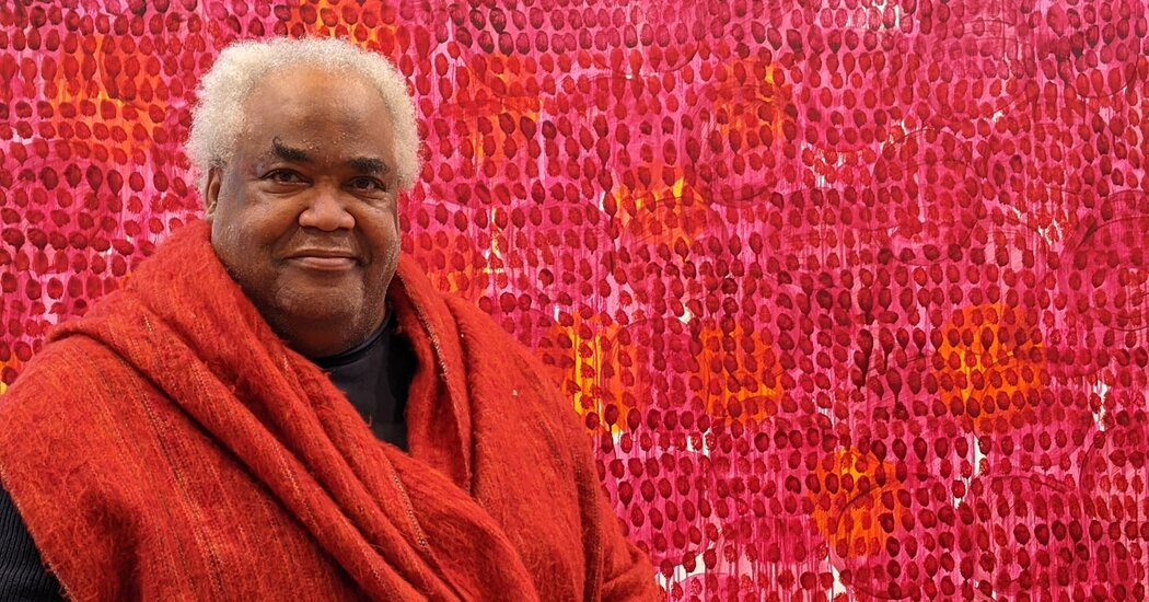 Peter Williams, Who Painted the Black Experience, Dies at 69