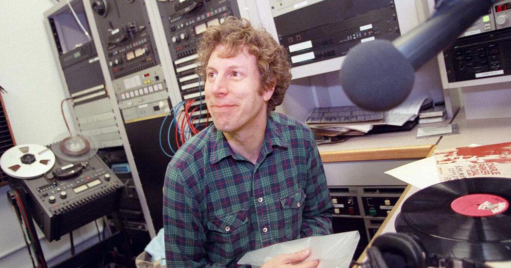 Phil Schaap, Grammy-Winning Jazz D.J. and Historian, Dies at 70