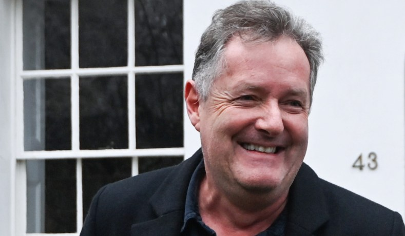 Piers Morgan to Join Fox News, New York Post