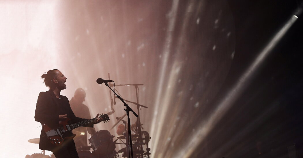 Radiohead's 'Kid A' Era Outtake, and 13 More New Songs