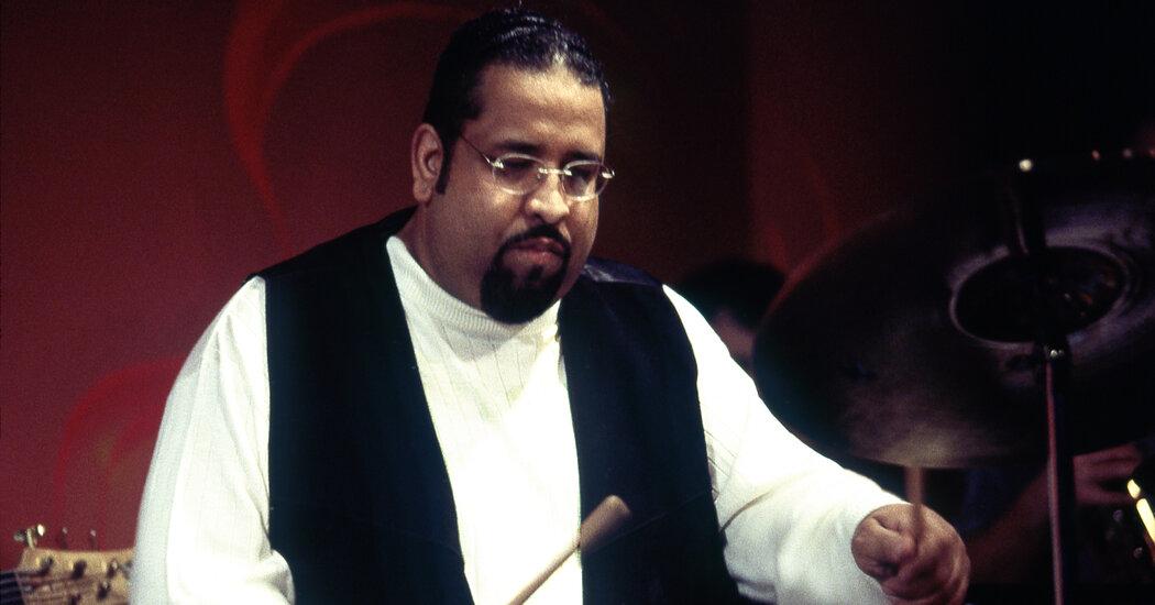 Ralph Irizarry, Innovative Latin Percussionist, Dies at 67