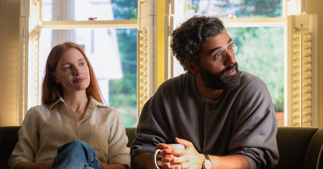 Review: In 'Scenes From a Marriage,' a Couple Unhappy in the Same Way