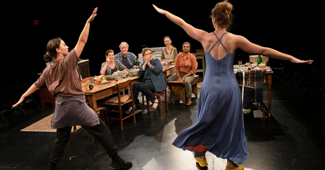 Review: In 'What Happened?,' a Questioning Farewell to Rhinebeck