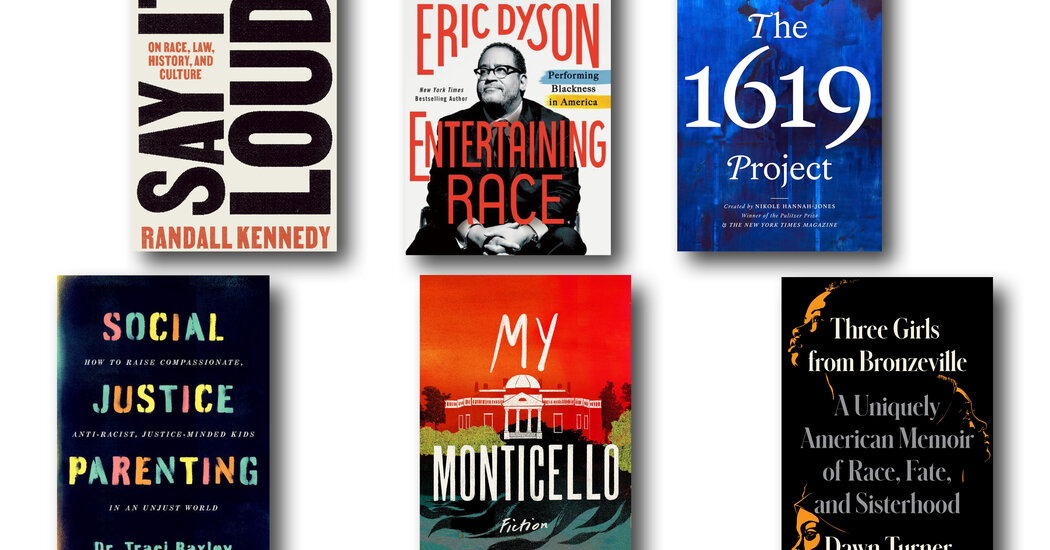 The Coming 'Tsunami' of Books on Race