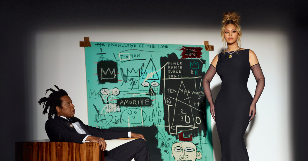 The Mystery of that Basquiat Painting — and Its Tiffany Blue