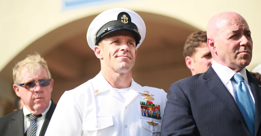 The Navy SEAL Who Went Rogue