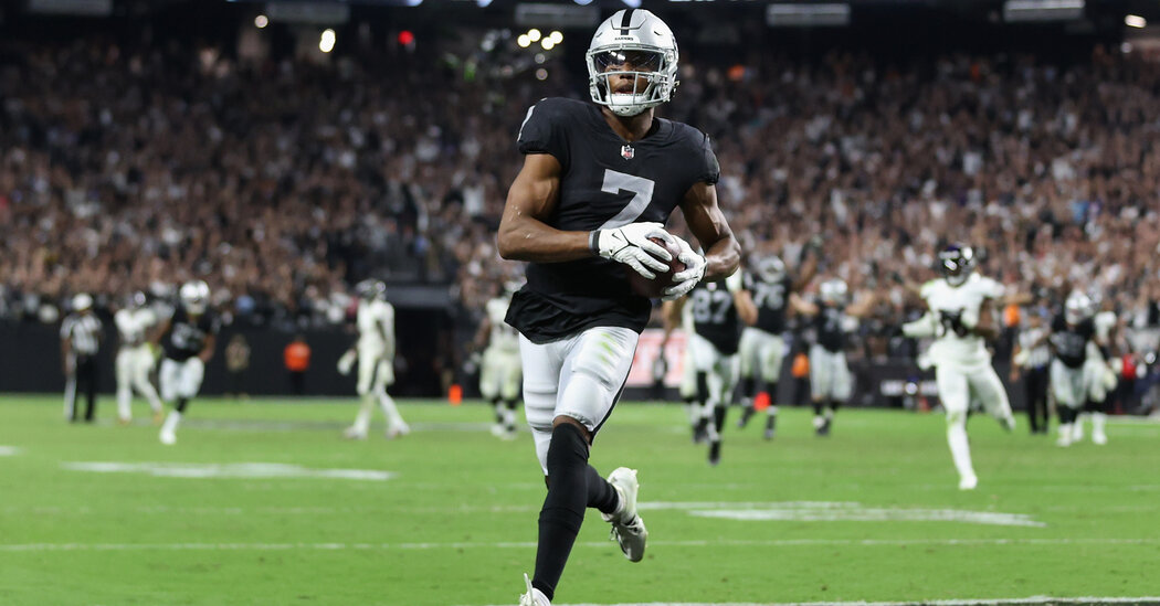 The Raiders Thought They'd Won. But They Hadn't. Until They Did.