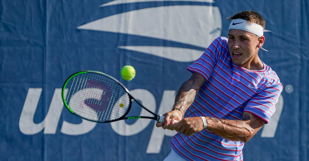 The U.S. Open Is Alex Molcan's Proving Ground