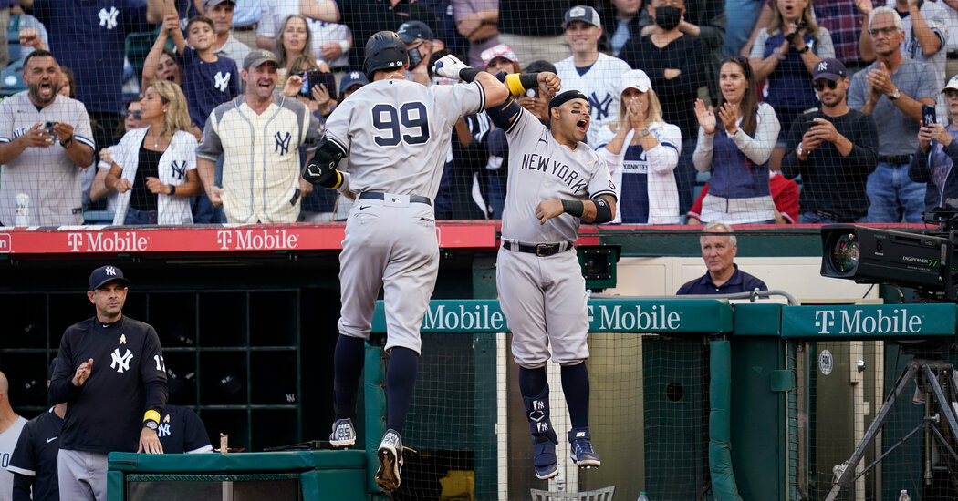 The Yankees Hit the Stretch Run of September