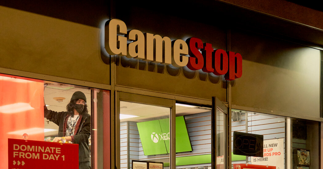 There's a GameStop Book, Already