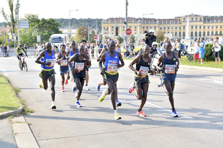 Vienna Marathon winner DQ'd for illegal shoes