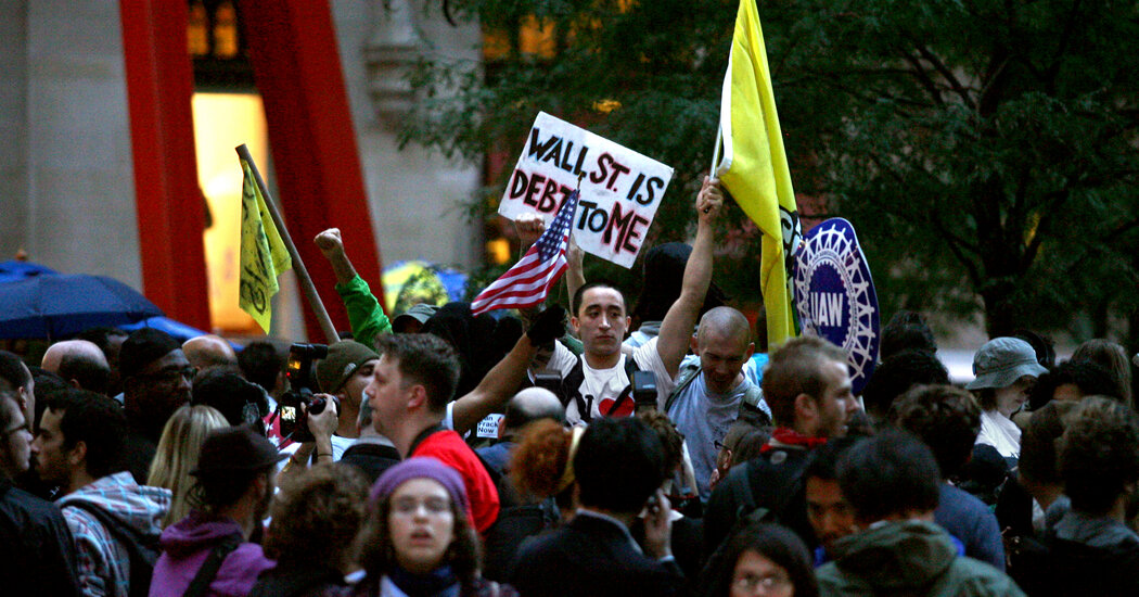 Was Occupy Wall Street the 'Beginning of the Beginning'?