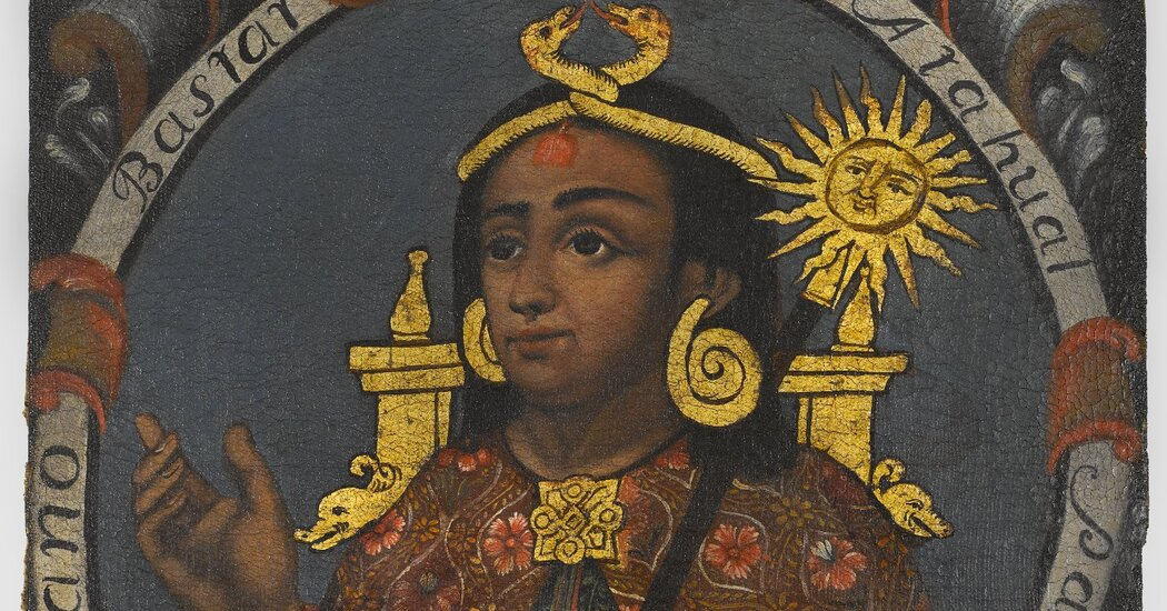 What if the Inca Conquered Europe? A Novel Rewrites History.