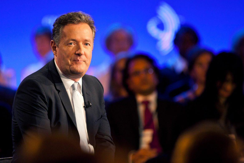 CAN PIERS MORGAN WIN OVER THE FOX NEWS FAITHFUL?