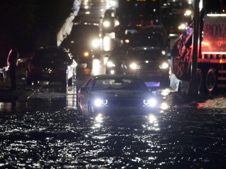 At Least 9 Dead After Hurricane Ida Remnants Flood NYC