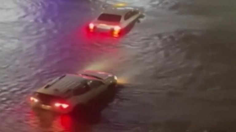 US weather news latest: At least nine killed as Storm Ida dumps a month's worth of rain on New York City