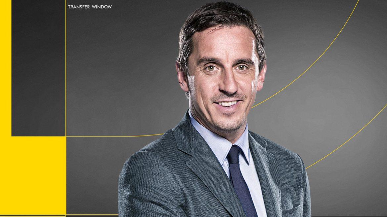 Gary Neville's transfer Deadline Day verdict: Sky Sports pundit on Cristiano Ronaldo, Kylian Mbappe, Saul Niguez, Harry Kane, Arsenal and more